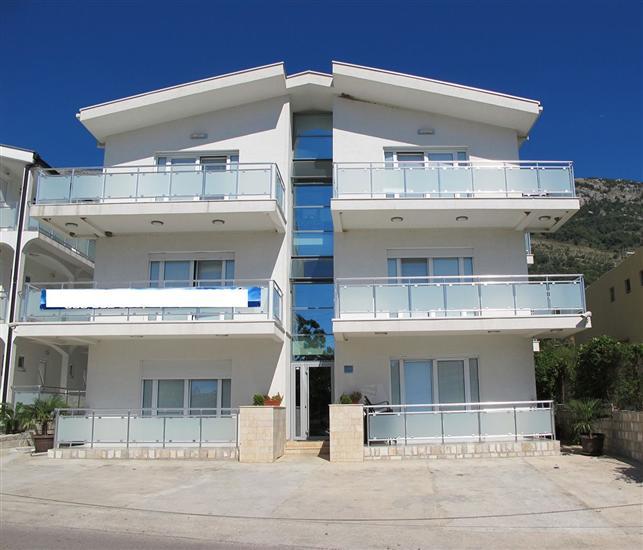 Appartementen Lekovic Lux