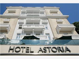 Hôtel Design Hotel Astoria , Distance (vol d'oiseau) jusque la mer 100 m