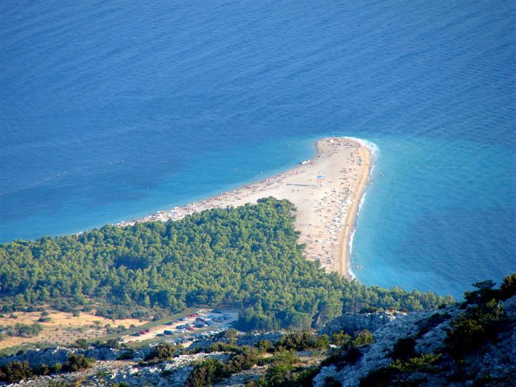 Brac sziget