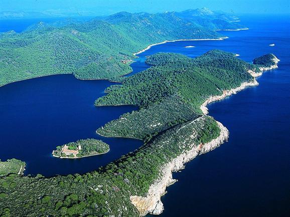 île de Mljet