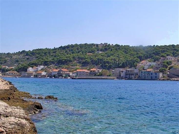 île de Zirje