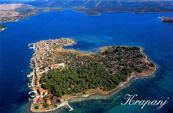 eiland Krapanj