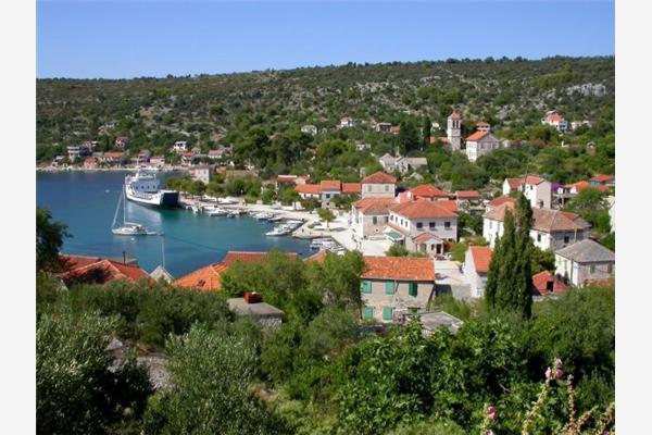 isola di Drvenik Veliki