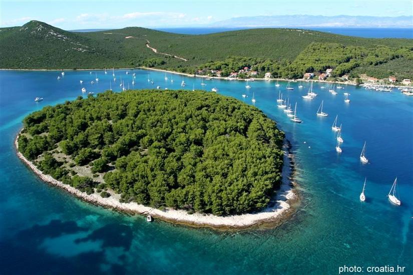 wyspa Molat