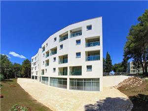 отель Crvena Luka , размещение с бассейном, Воздуха удалённость от моря 50 m