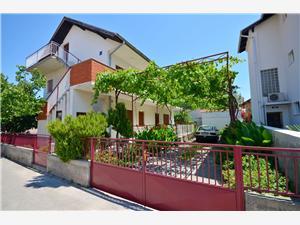 Apartamenty Branko Vodice, Powierzchnia 100,00 m2, Odległość od centrum miasta, przez powietrze jest mierzona 600 m