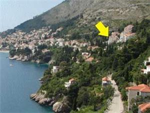 Appartamento Vedrana Ragusa (Dubrovnik), Dimensioni 41,00 m2