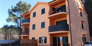 Apartmá - Klimno - ostrov Krk