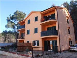 Apartmán Mijoš Klimno - ostrov Krk, Prostor 60,00 m2, Vzdušní vzdálenost od moře 100 m