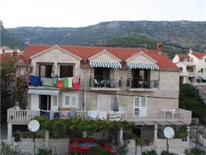 Appartamenti Miranda Bol - isola di Brac,Prenoti Appartamenti Miranda Da 82 €