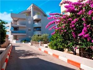 Appartement Ivana Zadar, Kwadratuur 31,00 m2, Lucht afstand tot de zee 100 m