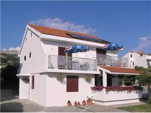 Appartementen Magdalena Pag - eiland Pag,Reserveren Appartementen Magdalena Vanaf 43 €