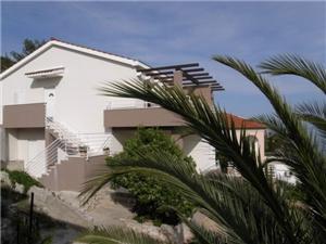 Beachfront accommodation North Dalmatian islands,Book Ljubica From 72 €