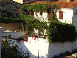 Апартаменты Vesna Vis - ostrov Vis, квадратура 30,00 m2, Воздуха удалённость от моря 200 m