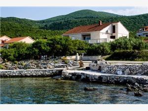 Ferienwohnungen Marija Kneža, Größe 35,00 m2, Luftlinie bis zum Meer 20 m