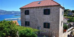 Апартаменты - Lumbarda - ostrov Korcula