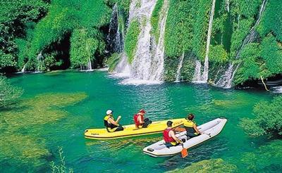 Croatia-Canoeing-Krupa-River