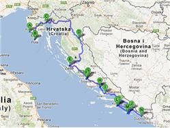 Del l'Istrie a Dubrovnik – Le meilleur de la Croatie (non accompagné)