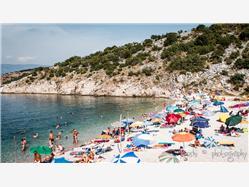 Potovošće Vrbnik - Krk sziget Plaža