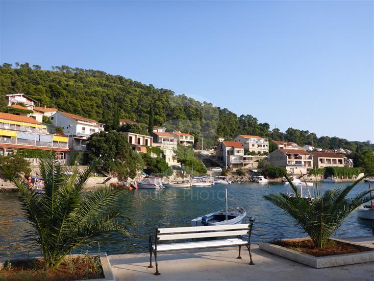 Brna - otok Korčula