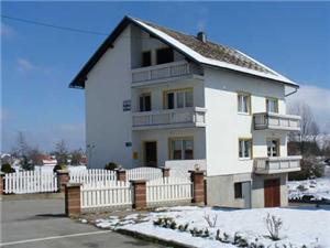 Kamers Željko Continentaal Kroatië, Kwadratuur 16,00 m2, Lucht afstand naar het centrum 150 m