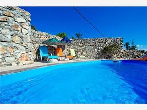 Vila Lili Hrvatska, Kvadratura 300,00 m2, Smještaj s bazenom, Zračna udaljenost od mora 50 m