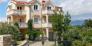 Апартаменты - Dobrinj - ostrov Krk