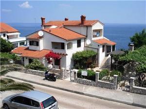 Apartamenty Popov Mali Losinj - wyspa Losinj, Powierzchnia 25,00 m2, Odległość do morze mierzona drogą powietrzną wynosi 200 m, Odległość od centrum miasta, przez powietrze jest mierzona 500 m