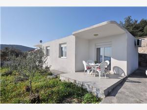 Apartamenty Katarina Poljica, Powierzchnia 37,00 m2, Odległość do morze mierzona drogą powietrzną wynosi 100 m, Odległość od centrum miasta, przez powietrze jest mierzona 500 m