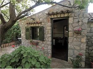 Apartmani Cvita Hrvatska, Kamena kuća, Kvadratura 35,00 m2, Zračna udaljenost od centra mjesta 600 m