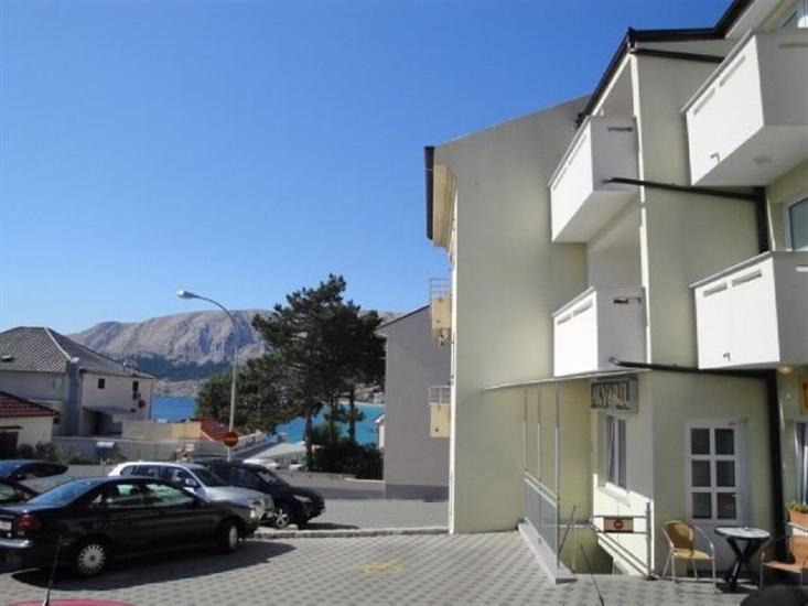 Ubytovan? Apartmany Villa Akvarij 69091 Baska - ostrov Krk ...