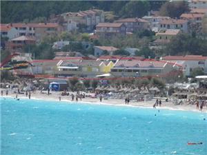 Appartementen Zarok Baska - eiland Krk, Kwadratuur 45,00 m2, Lucht afstand tot de zee 50 m, Lucht afstand naar het centrum 600 m