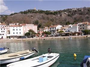 Smještaj uz more Haramina Baška - otok Krk,Rezerviraj Smještaj uz more Haramina Od 395 kn