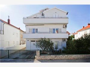 Appartement Mirjana Zadar, Kwadratuur 66,00 m2