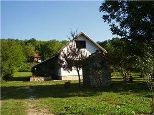 Hiša Biserka Plitvice, Kvadratura 100,00 m2