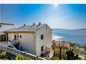 Apartmán Mate Senj, Rozloha 80,00 m2, Vzdušná vzdialenosť od mora 250 m, Vzdušná vzdialenosť od centra miesta 700 m
