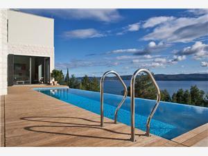 Willa Forte Mimice, Powierzchnia 200,00 m2, Kwatery z basenem