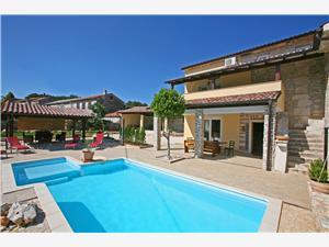 Vakantie huizen Blauw Istrië,Reserveren Flores Vanaf 301 €