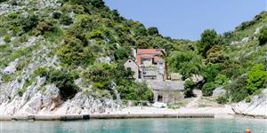 House - Stomorska - island Solta