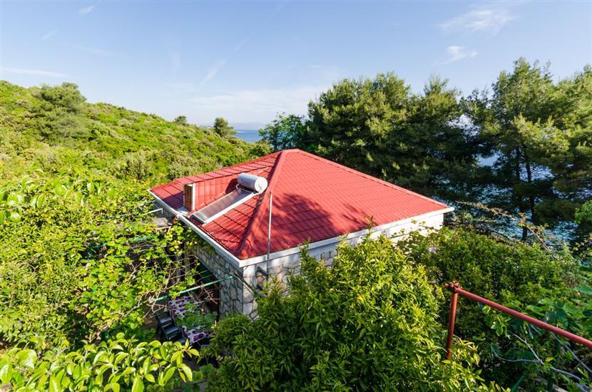 Unterkunft Haus Jasenka 45301 Necujam - Insel Solta, unterkunft Die ...