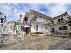 Apartman Perica Novi Vinodolski (Crikvenica), Kvadratura 75,00 m2, Zračna udaljenost od centra mjesta 100 m
