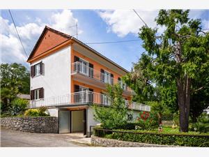 Appartement Franjo Lovran, Superficie 80,00 m2
