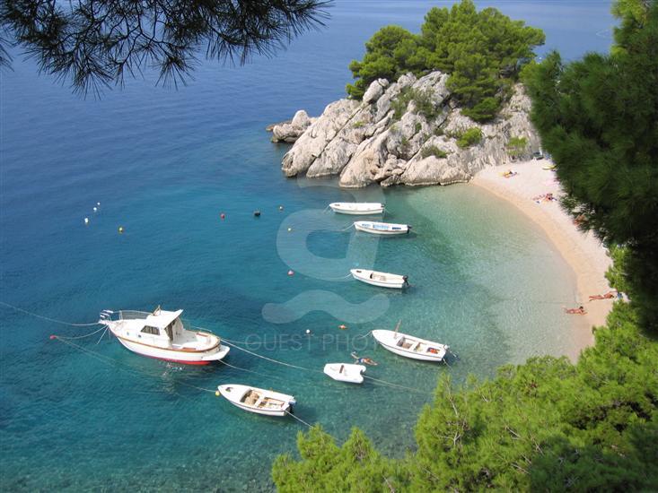 Punta Rata-Brela (Makarska)