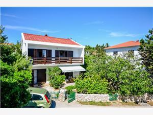 Apartmán Milica Kosljun, Rozloha 88,00 m2, Vzdušná vzdialenosť od mora 200 m, Vzdušná vzdialenosť od centra miesta 30 m
