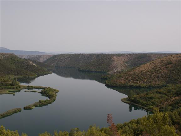 Kontinentálne Chorvátsko