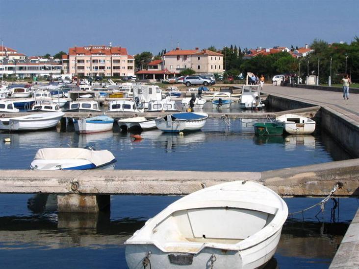 Blauw Istrië