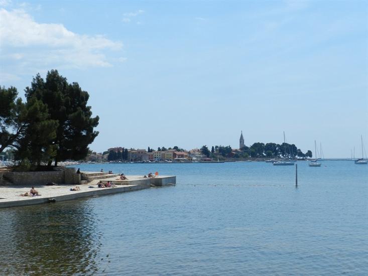 Blå Istrien