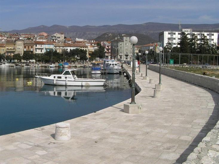 Rijeka and Crikvenica riviera