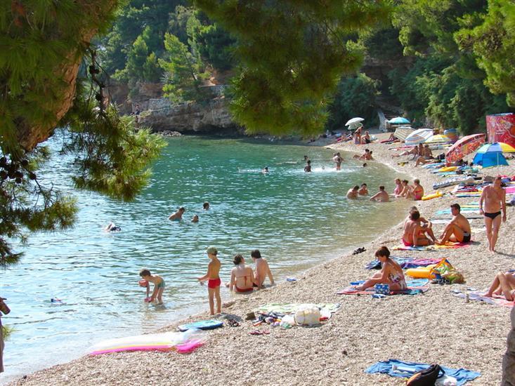Les iles de la Dalmatie centrale