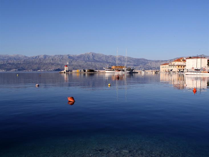 Die Inseln von Süddalmatien